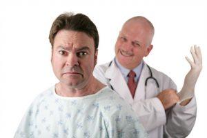 Prostatitis, klinik lelaki, impotensi