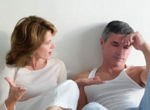 klinik lelaki, impotensi, impotensi pada wanita