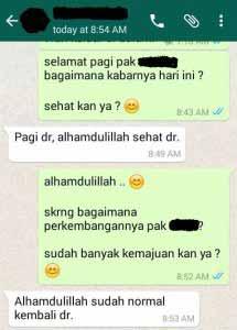 testimoni klinik lelaki