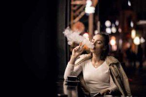 rokok, klink lelaki, impotensi