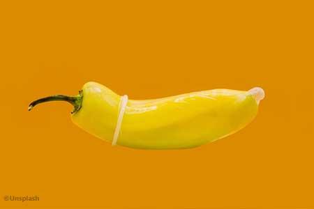 pengaruh pemakaian kondom