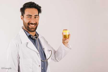 warna urine kesehatan