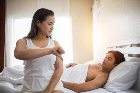 posisi bercinta ejakulasi dini