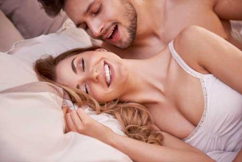 istri puas di ranjang