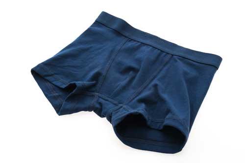 malas ganti celana dalam