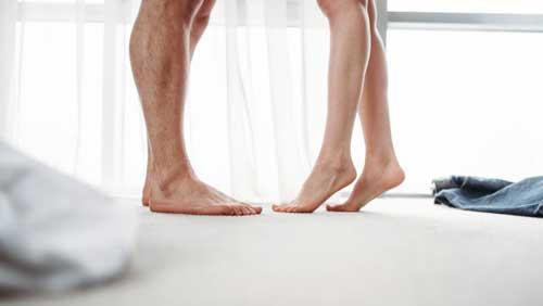 posisi seks berdiri