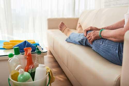 nyeri lutut setelah bercinta